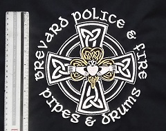 Brevard Police & Fire Pipes & Drums